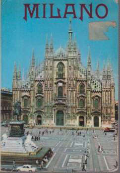 Image for MILANO 24 Vedute Colorate