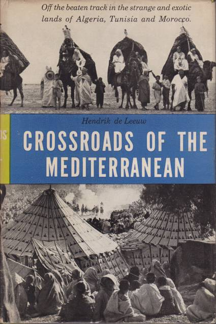Image for CROSSROADS OF THE MEDITERRANEAN