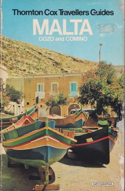 Image for TRAVELLERS' GUIDE TO MALTA A Concise Guide to the Mediterranean Islands of Malta, Gozo and Comino