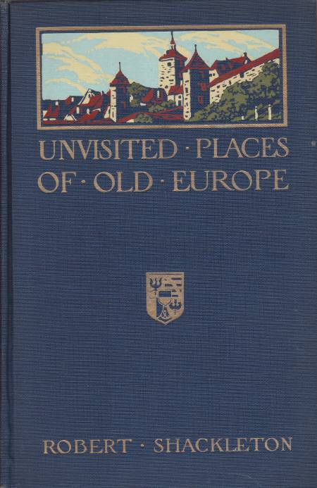 Image for UNVISITED PLACES OF OLD EUROPE