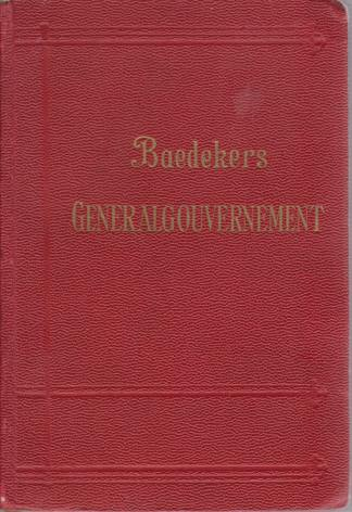 Image for DAS GENERALGOUVERNEMENT Reisehandbuch