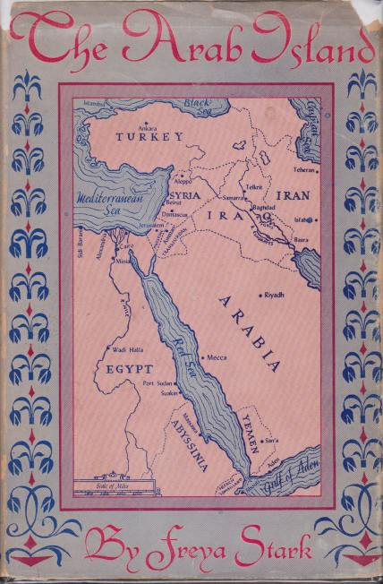 Image for THE ARAB ISLAND The Middle East 1939-1943