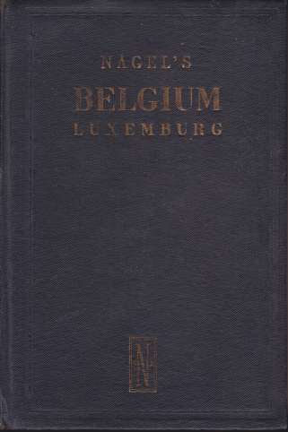 Image for BELGIUM AND LUXEMBURG