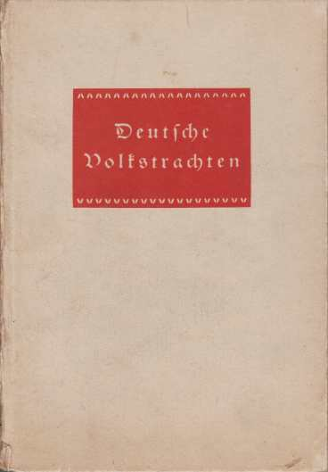 Image for DEUTSCHE VOLKSTRACHTEN