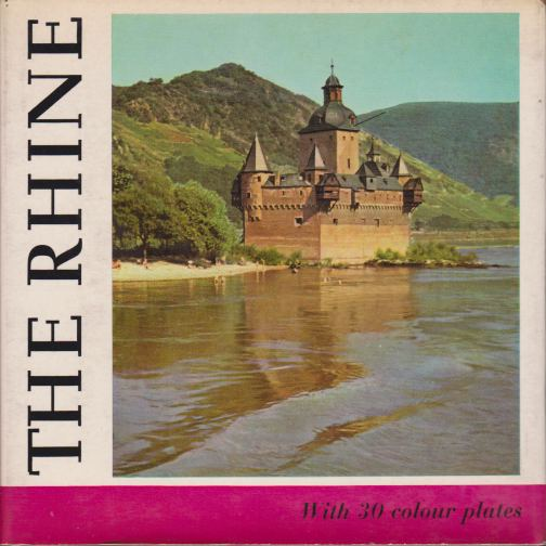 Image for THE RHINE Heart of Europe