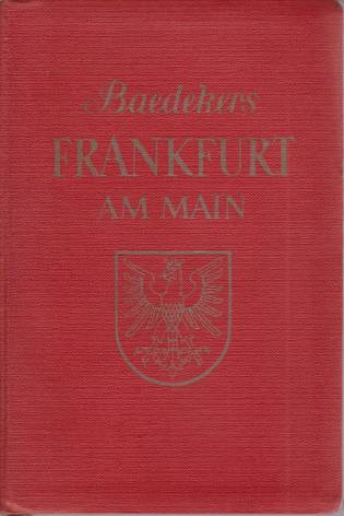 Image for FRANKFURT AM MAIN Reisehandbuch