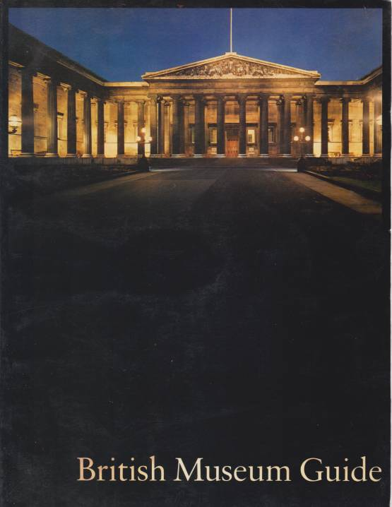 Image for BRITISH MUSEUM GUIDE