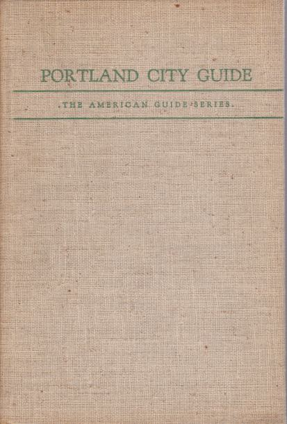 Image for PORTLAND CITY GUIDE