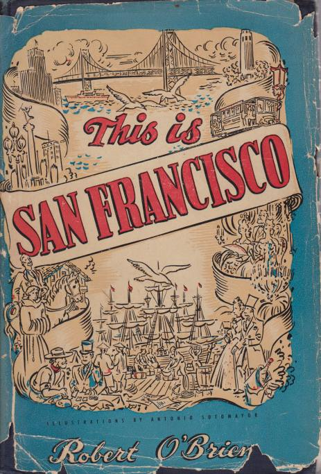 Image for THIS IS SAN FRANCISCO