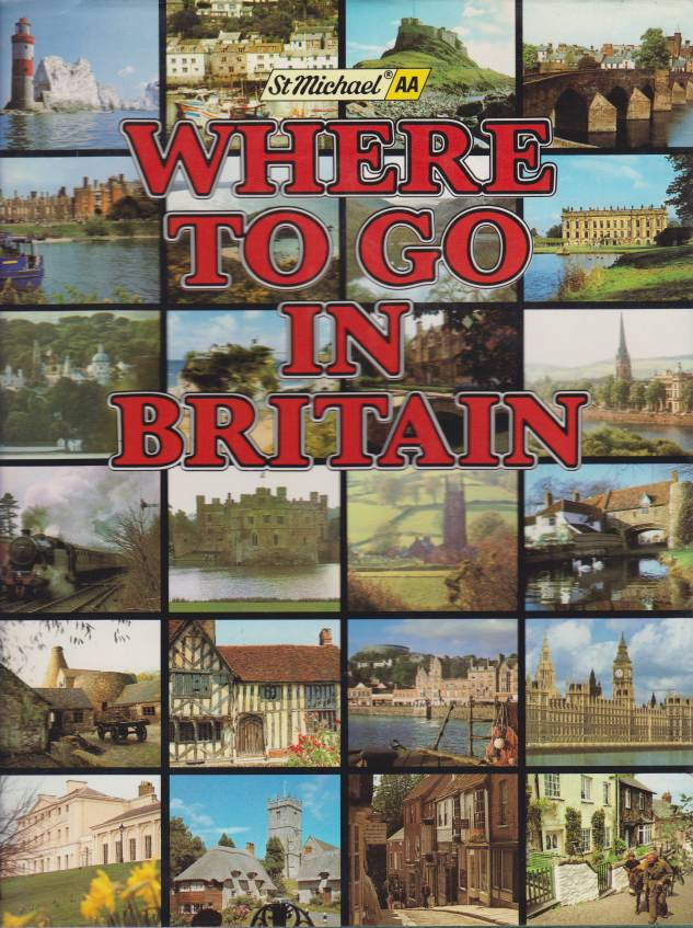 Image for WHERE TO GO IN BRITAIN