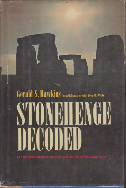 Image for STONEHENGE DECODED