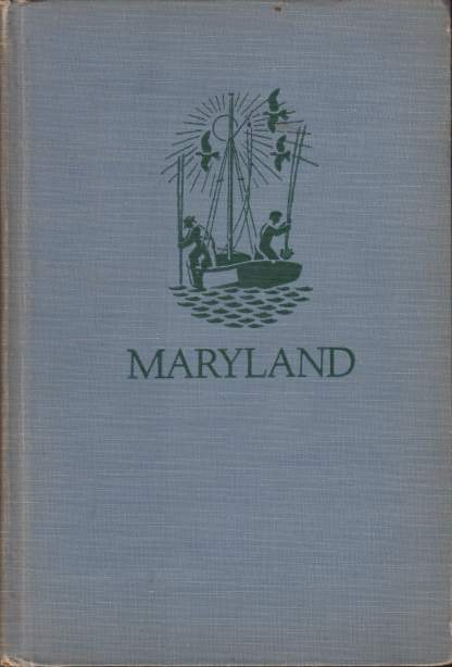 Image for MARYLAND A Guide to the Old Line State