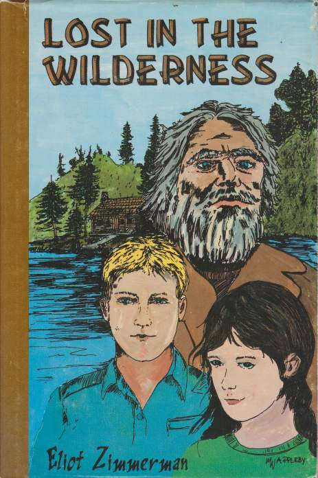 Image for LOST IN THE WILDERNESS