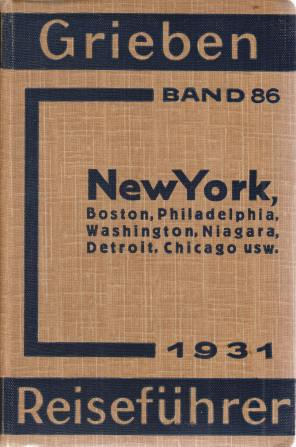 Image for NEW YORK Hudson-Tal, Boston, Philadelphia, Baltimore, Washington, Niagara-Flle, Detroit, Chicago, Milwaukee