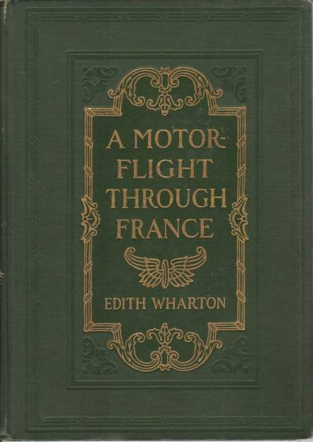 Image for A MOTOR-FLIGHT THROUGH FRANCE