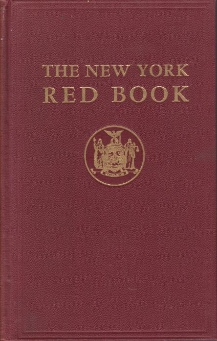 Image for THE NEW YORK RED BOOK 1963-1964