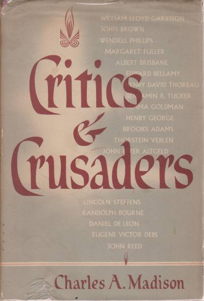 Image for CRITICS & CRUSADERS