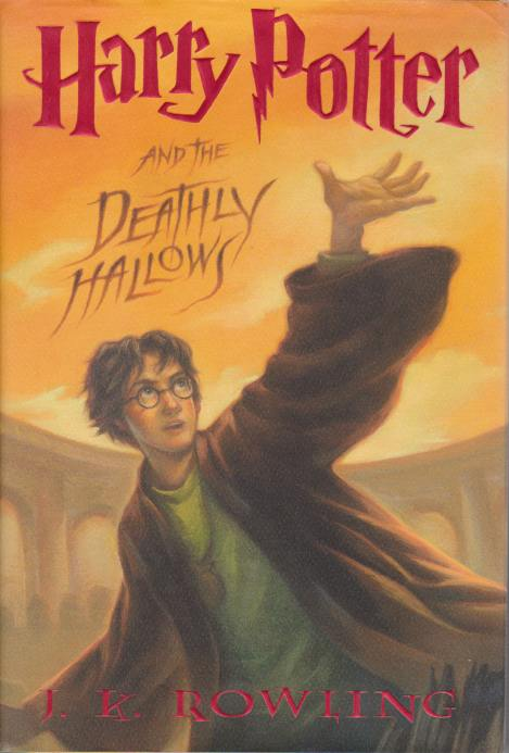 Image for HARRY POTTER AND THE DEADLY HALLOWS