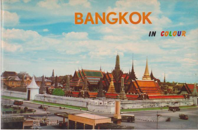 Image for BANGKOK IN COLOUR