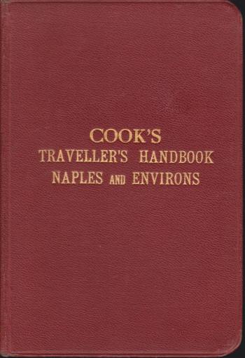 Image for COOK'S HANDBOOK TO NAPLES AND ENVIRONS