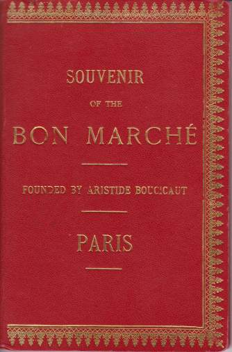 Image for SOUVENIR OF THE BON MARCHÉ