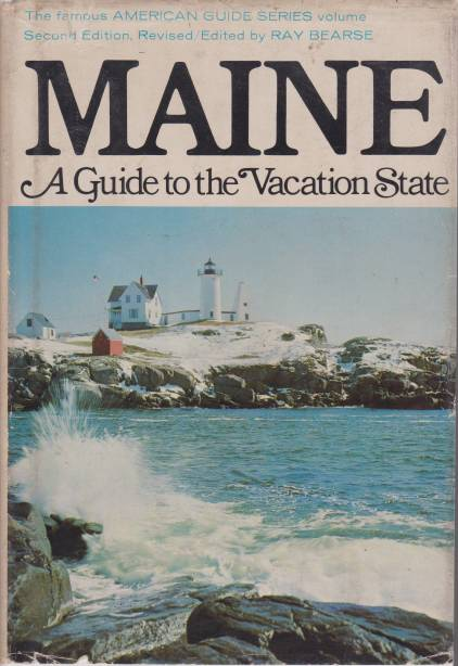 Image for MAINE A Guide to the Vacation State