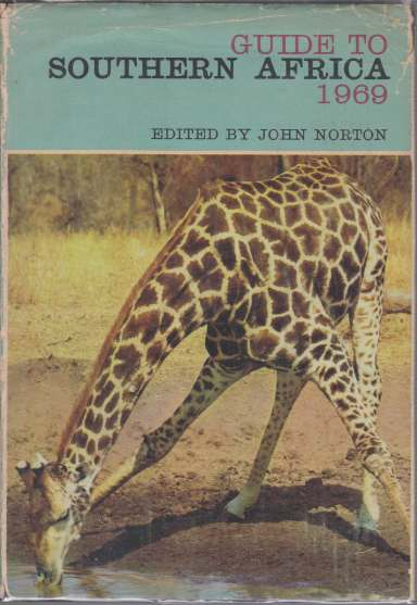 Image for GUIDE TO SOUTHERN AFRICA 1969 Republic of South Africa, South-West Africa, Rhodesia, Zambia, Malawi, Etc.
