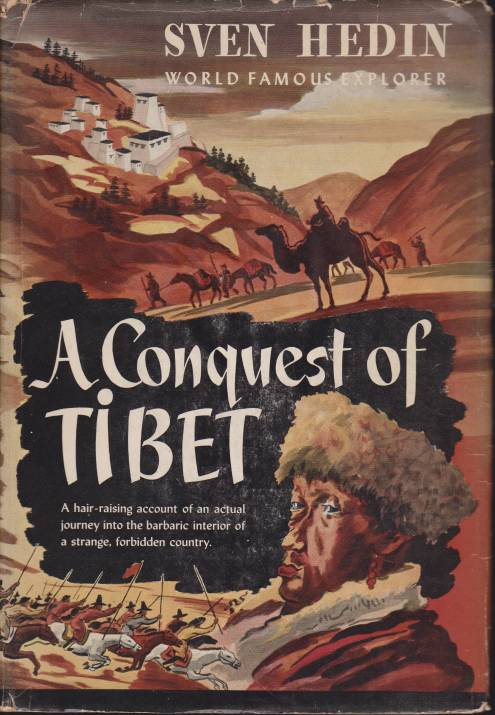 Image for A CONQUEST OF TIBET