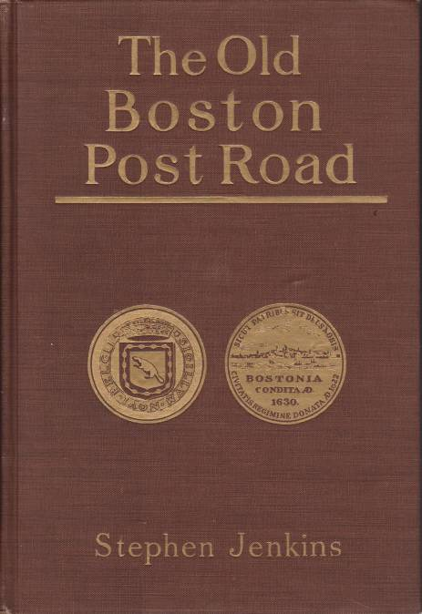 Image for THE OLD BOSTON POST ROAD