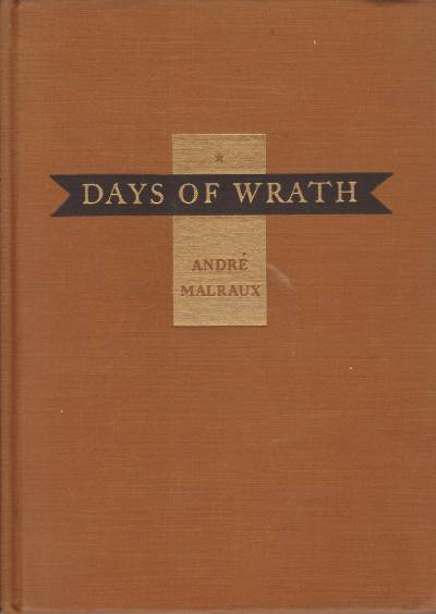 Image for DAYS OF WRATH