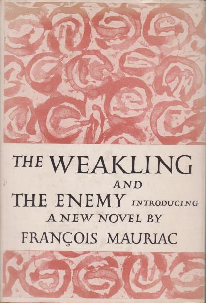 Image for THE WEAKLING AND THE ENEMY