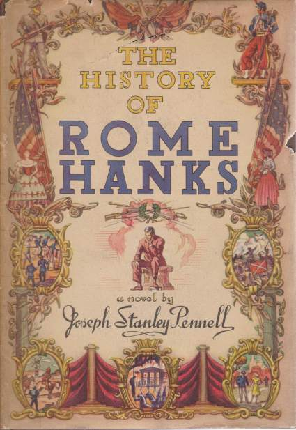 Image for THE HISTORY OF ROME HANKS