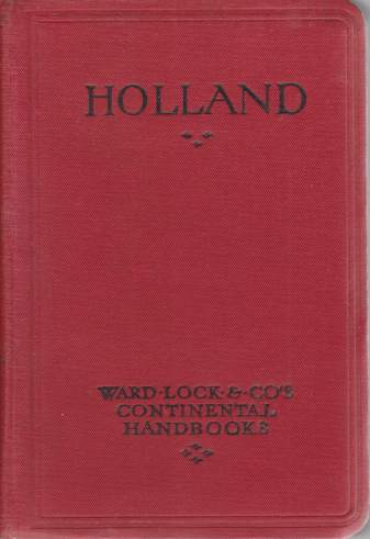 Image for HANDBOOK TO HOLLAND
