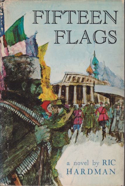 Image for FIFTEEN FLAGS