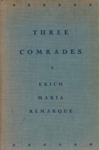 Image for THREE COMRADES