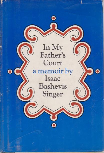Image for IN MY FATHER'S COURT A Memoir