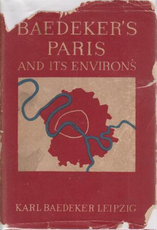 Image for PARIS AND ITS ENVIRONS With Routes from London to Paris. Handbook for Travellers