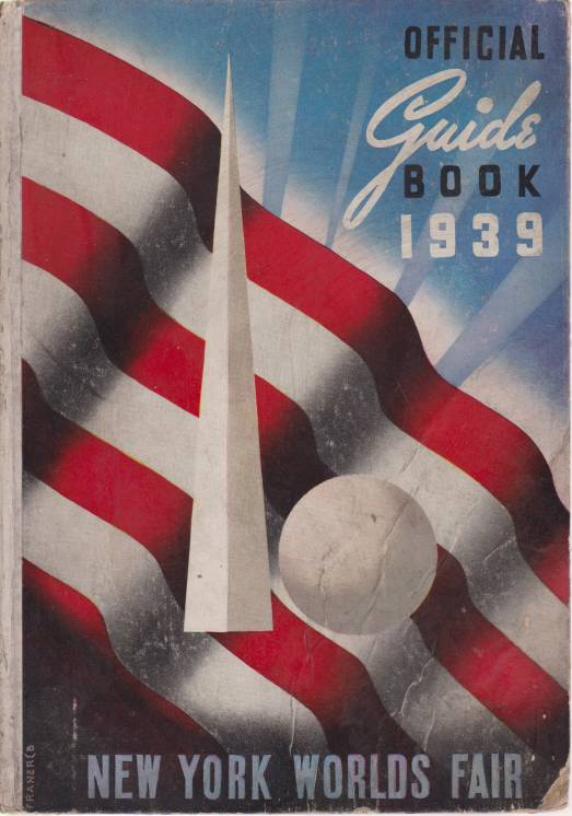 Image for OFFICIAL GUIDEBOOK 1939 NEW YORK WORLD'S FAIR