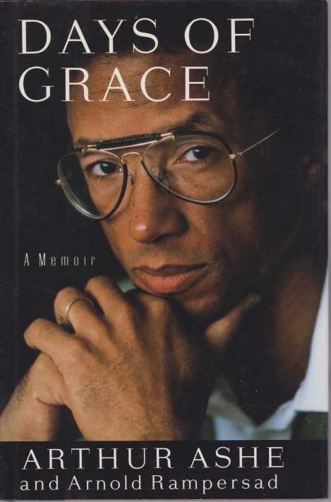 Image for DAYS OF GRACE A Memoir