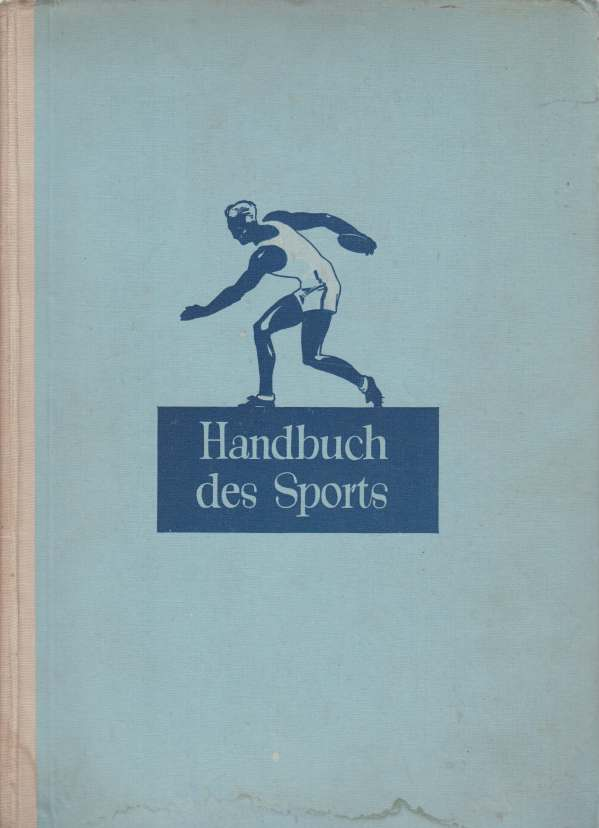 Image for HANDBUCH DES SPORTS
