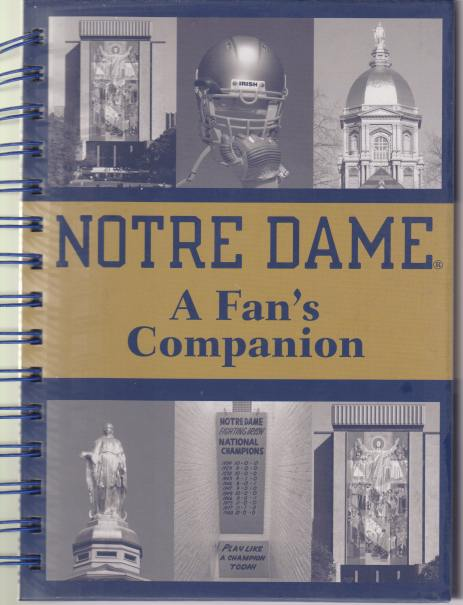 Image for NOTRE DAME A Fan's Companion