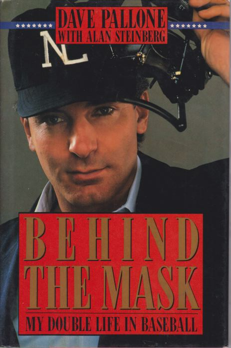 Image for BEHIND THE MASK My Double Life in Baseball