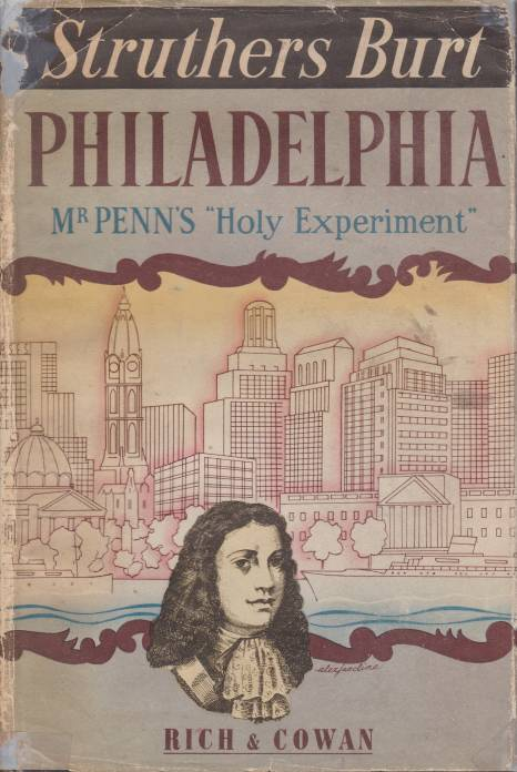 Image for PHILADELPHIA Holy Experiment