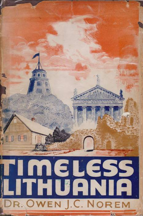 Image for TIMELESS LITHUANIA