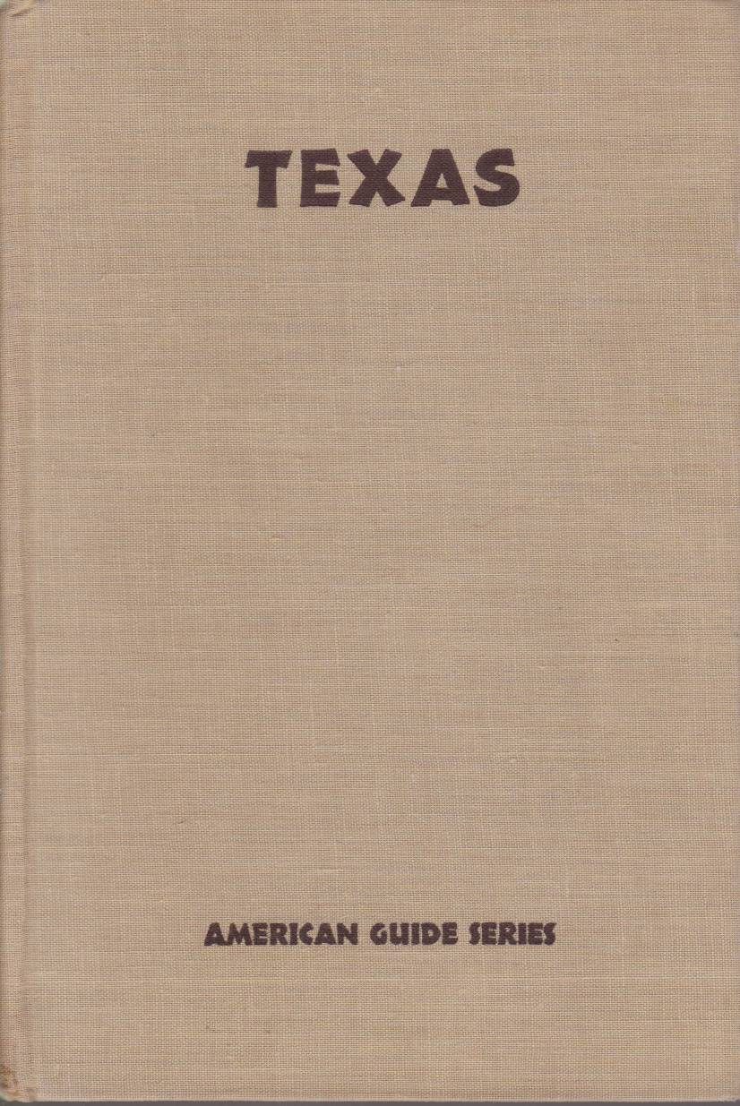 Image for TEXAS A Guide to the Lone Star State