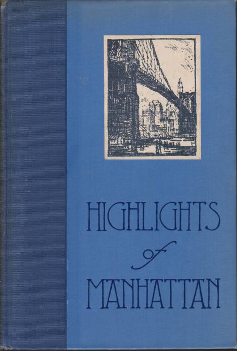 Image for HIGHLIGHTS OF MANHATTAN