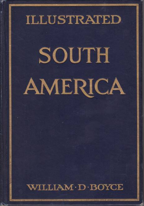 Image for ILLUSTRATED SOUTH AMERICA