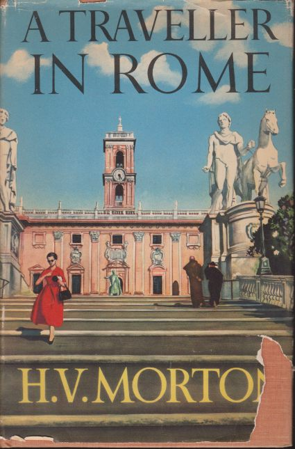 Image for A TRAVELLER IN ROME