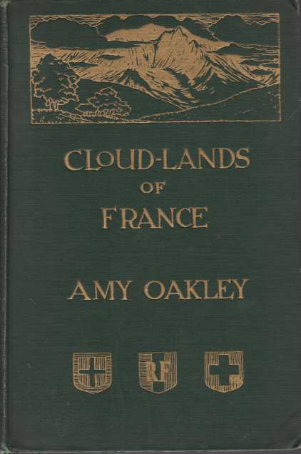 Image for CLOUD-LANDS OF FRANCE