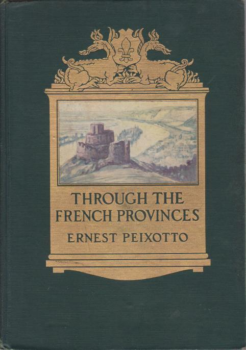 Image for THROUGH THE FRENCH PROVINCES